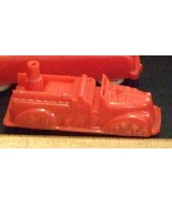 Vintage Plastic Renwal Red Fire Truck #145 - $8.75