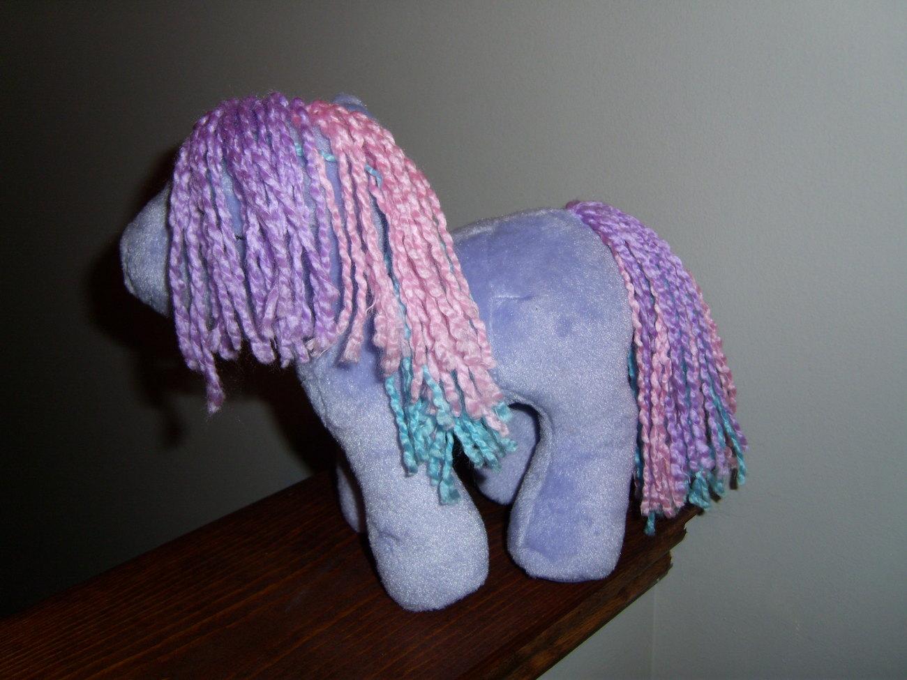 My Little Pony Yarn Hair plush Tink A Tink A Too