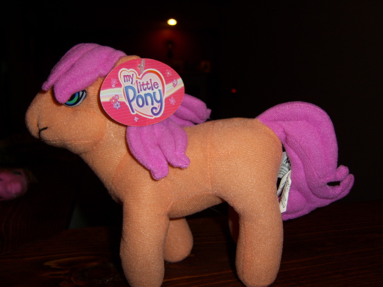 My Little Pony plush with tags Sparkleworks