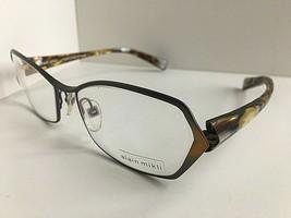 New Vintage ALAIN MIKLI AL 1020 0201 Rx Eyeglasses Frame France  - $249.99