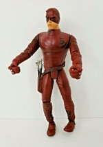"Daredevil Movie Action Figure 2002 Marvel 6"" Affleck with Nunchucks image 2"