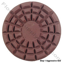 Cheetah Stone Polishing Pad  5 Inch Step 1 Aggressive Grit - $69.00