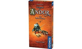 Thames & Kosmos Legends of Andor The Star Shield Expansion Board Game - $16.95