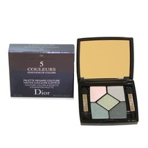 DIOR 5 COULEURS KINGDOM OF COLORS EYESHADOW PALETTE 7.2G 466 HOUSE OF GR... - $56.93