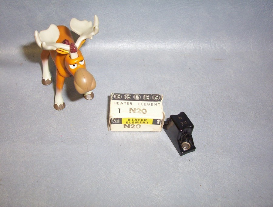 Primary image for Allen Bradley Heater Element N20