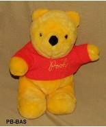 """Disney Winnie the Pooh Bear 11"""" Tall Plush Stuffed Toy - $14.99"""