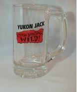 """YUKON JACK """"CHASE SOMETHING WILD"""" HEAVY GLASS MUG! - £7.31 GBP"""