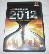 Nostradamus 2012 DVD 2009, AE Store Exclusive, Educational, Free Shippin... - $7.68