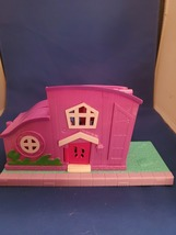 Polly Pocket Pollyville Pocket House Playset  - $25.00
