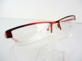 M+ by Modo Mod 1143 (CRBN) Cranberry 51 x 17 135 mm Eyeglass Frames - $18.65