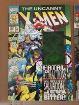 UNCANNY X-MEN #304 Marvel Comic Book 1993 NM Condition MAGNETO HOLOGRAM - $4.49