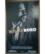 """WILLIEBOBO - Dig My Feeling Promo Poster 11"""" x 17""""   - $5.95"""