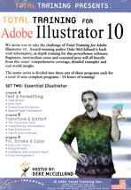 Total Training for Adobe Illustrator 10 Essential Illustrator (NIP) - $4.95
