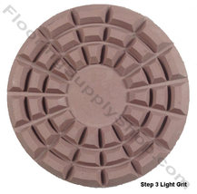 Cheetah Stone Polishing Pad  8 Inch Step 3 - Light Grit - $85.00