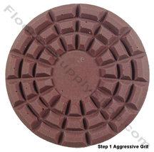 Cheetah Stone Polishing Pad  8 Inch Step 1 - Aggressive Grit - $85.00