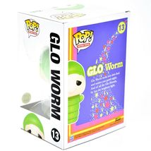Funko Pop! Retro Toys Glo Worm #13 Glow in the Dark GITD Vinyl Figure image 3