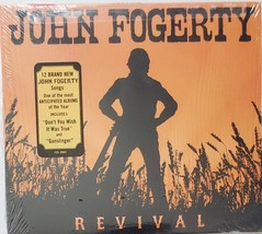 John Fogerty Revival 2007 Promo  CD - $14.95