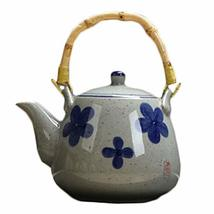 George Jimmy Classical Ceramic Teapot 1000ML Large Capacity Single Pot A10 - $47.46