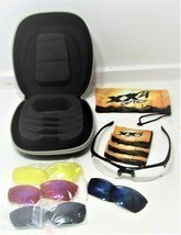 XX2i Optics Sports Sunglasses with Tank Case - $83.16