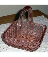 LE Smith Pink Bridal Basket (June weddings are coming) - $24.00