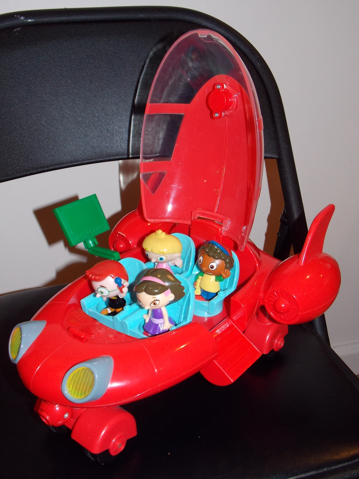 Toys For Little : Disney little einsteins rocket ship toy with and