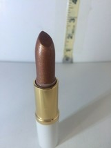 Tiger eye shimmer lipstick full sized discontinued rare favorite lip sti... - $30.69