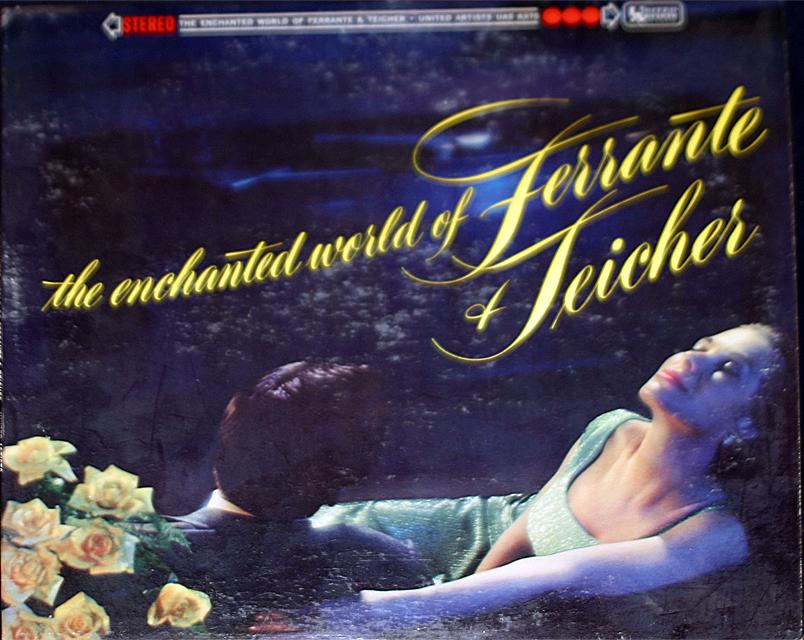 Ferrante   teicher enchanted world cover