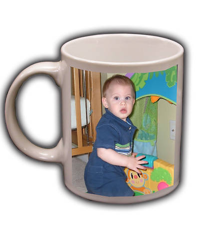 Personalized Custom Photo Mother's Day Coffee Mug Gift #4
