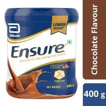 Abbott Ensure Nutrition Drink Adults Nutri Strength Chocolate Flavor 4 X... - $76.98