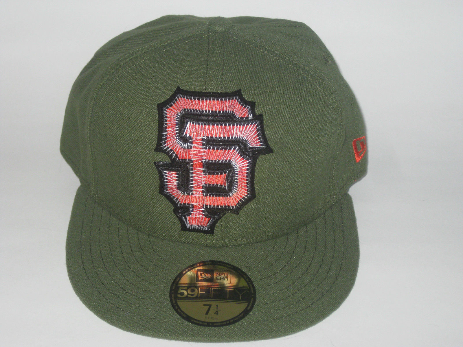 factory authentic 5d859 0b56b New Era San Francisco Giants Rifle Green and 50 similar items