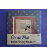 Mini Sheep Ornamat cross stitch chart with doub... - $6.00