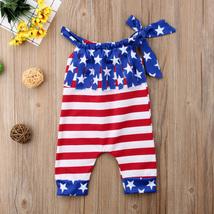 Infant Baby Girl  Outfit Romper Tutu Pants Headband 3PCS SET  Newborn Baby Girls image 2