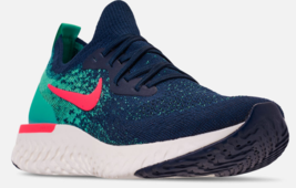 Nike Epic React Flyknit Size US 12 M (D) EU 46 Men's Running Shoes AR5413-400 image 1