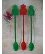 Royal Canadian Legion Norwood Swizzle Stir Sticks Lot of 3 - $4.99