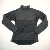 Patagonia Mens Grey Fleece Jacket M A4007 - $46.50