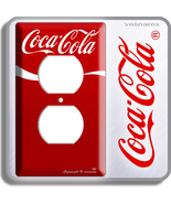 COKE COCA-COLA CLASSIC ELECTRIC OUTLET COVER WALL PLATE - $8.99