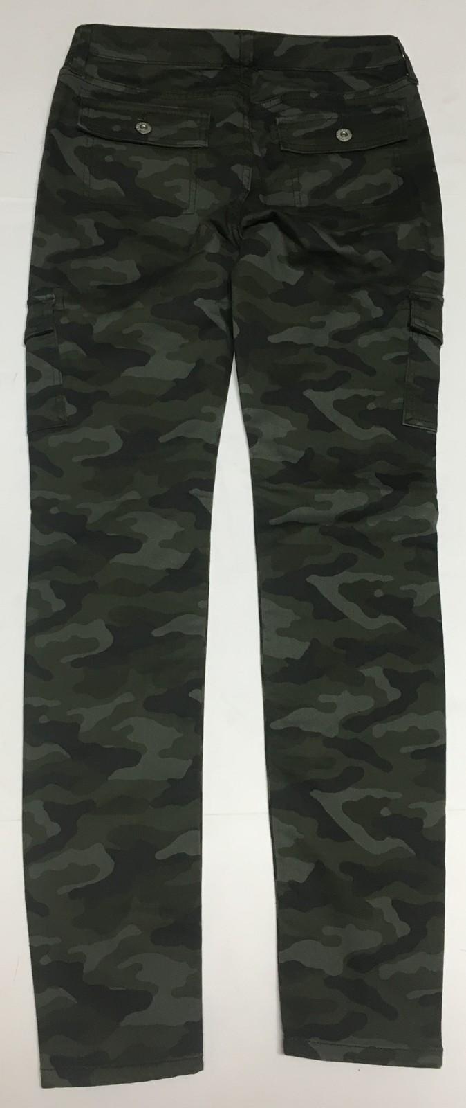 Arizona Camouflage Super Skinny Soft Stretch Pants Sz 5 image 6