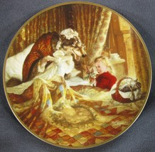 Little Red Riding Hood Collector Plate Classic Fairy Tales Scott Gustafson - $27.95