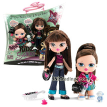 Bratz Kidz Sisterz 7 Inch Doll - KIANI and LILANI with Purse and Hairbrush - $74.99