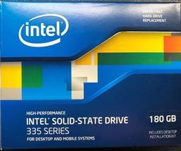 Intel - SSDSC2CT180A4K5 - 335 Series  2.5-Inch 180GB SATA III Solid Stat... - $148.45