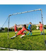 Lifetime Adjustable Soccer Goal, Soccer Net, Soccer Equiptment, Goal.com... - $114.99