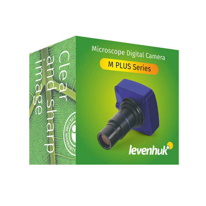 Levenhuk M1000 PLUS Microscope Digital Eyepiece Camera with Video