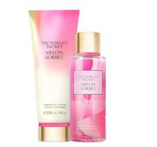 Victoria's Secret Melon Sorbet Fragrance Lotion + Fragrance Mist Set  - $39.95