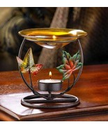 14260 SOLD OUT Colorful Ivy Oil Warmer~FREE SHIPPING - $17.95