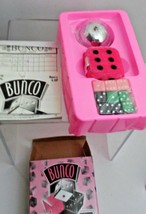 Bunco Breast Cancer Awareness Cardinal 2005 Preowned Good Condition - $8.04
