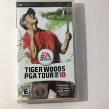 Tiger Woods PGA Tour 10 (Sony PSP, 2009) - $4.75