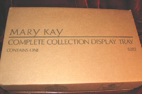 NIB MARY KAY Complete Collection Display Tray 5282