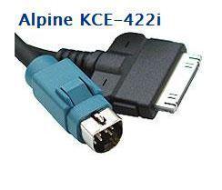 Alpine kce 422i