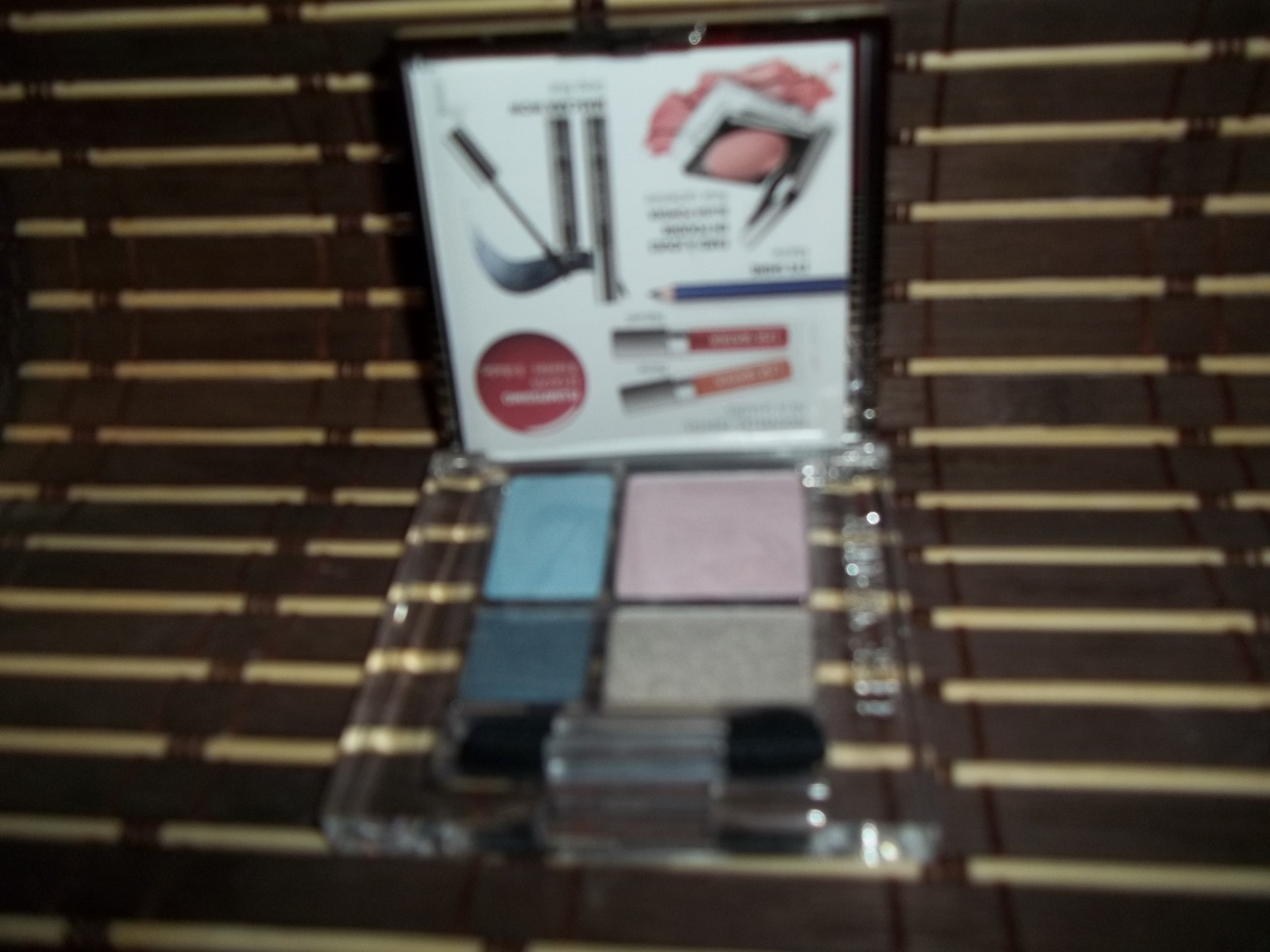 Primary image for Lise Watier Quatuor Eyeshadow Col:  Les Cachemires