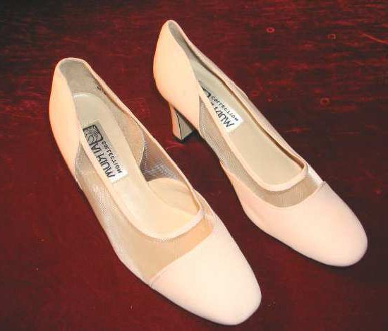 NEW Groove Atrium Pink Heels Pumps Dress Shoes 8.5